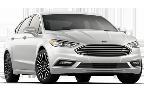 Ford Fusion Car Rental