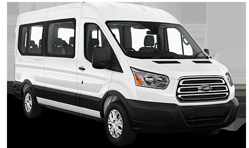 Ford Transit Passenger Rental
